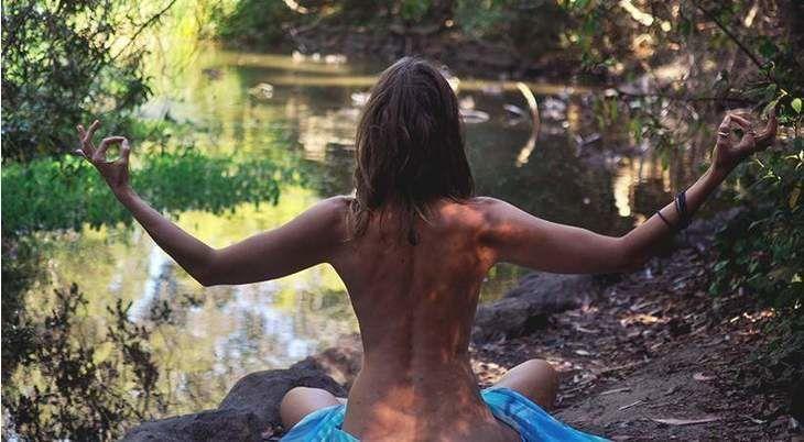 Голые йоги фото